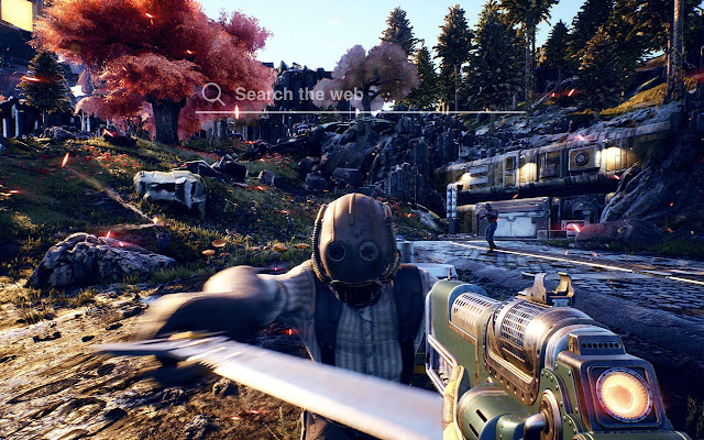 The Outer Worlds Wallpapers New Tab Theme