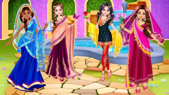 Tải Game Thời trang công chúa Ấn Độ
