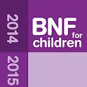 BNF for Children 2014-2015 icon