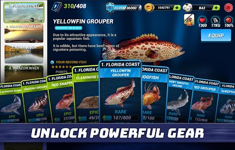 Fishing Clash Mod Apk 1.0.134 Latest (Easy Combo + No Ads) 10