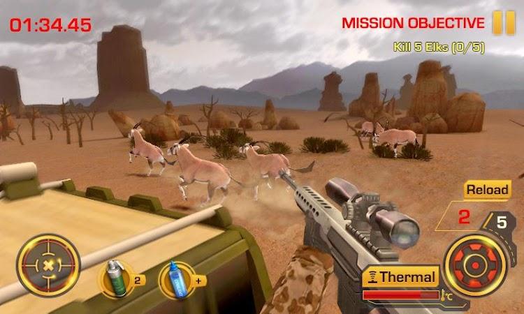 Wild Hunter 3D v1.0.6 [Mod]