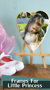 rámy pro malé princezny - náhled