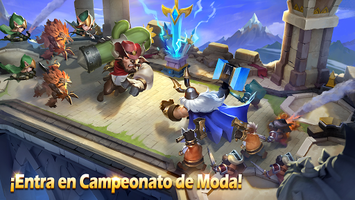 Castle Clash: Escuadru00f3n Audaz  screenshots 4