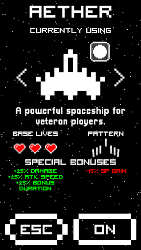 Arcadium - Classic Arcade Space Shooter 1.0.41 screenshots 16