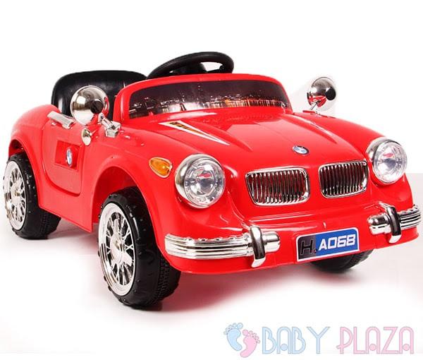Xe hơi điện cho bé A068 1