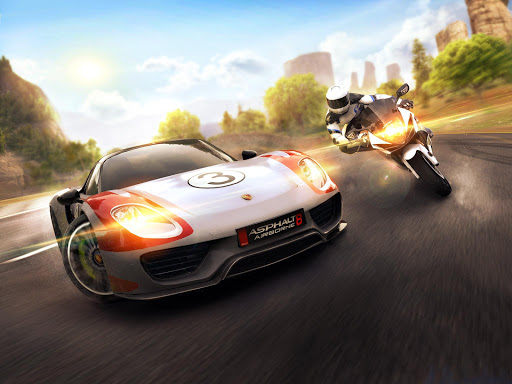 Asphalt 8: Airborne - Fun Real Car Racing Game screenshot 1