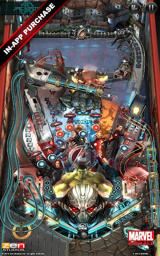 Marvel Pinball скачать на планшет Андроид