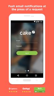 CakeHR - náhled