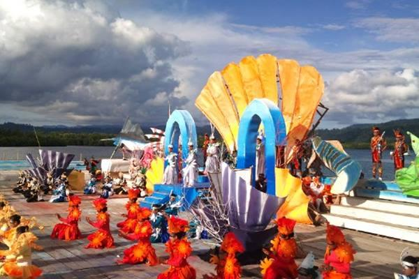 Festival Teluk Jailolo di Halmahera, Kenalkan Wisata Alam Melalui Festival  Budaya