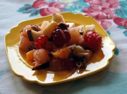 Click Here for Recipe: Daddy's Holiday Best Fruit Salad