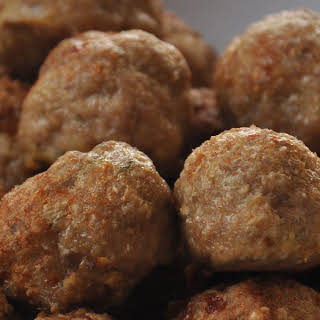 Pork Meatballs Healthy Recipes.