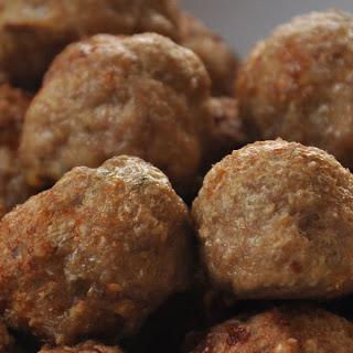 Pork Meatballs Healthy Recipes.