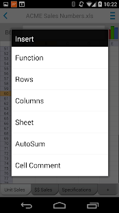 App Docs To Go™ Free Office Suite APK for Windows Phone