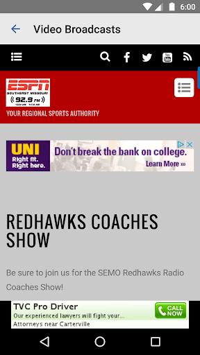 SEMO ESPN app (apk) free download for Android/PC/Windows screenshot