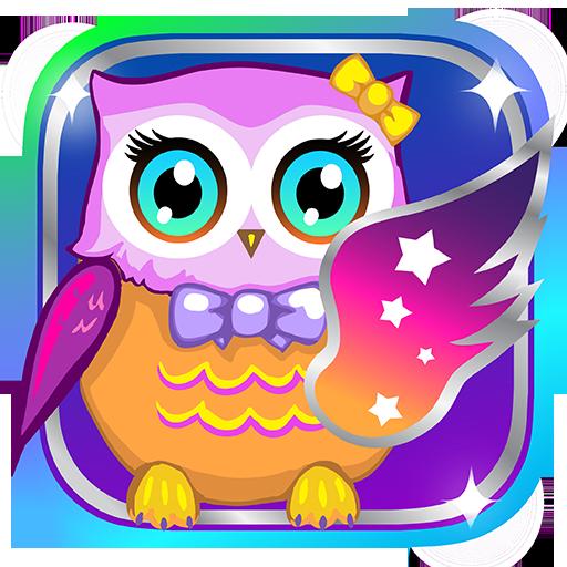 Fancy Owl - Dress Up Game