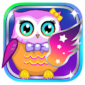 Fancy Owl - Dress Up Game