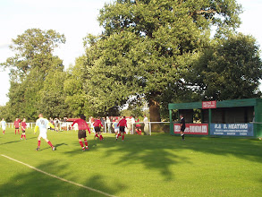 Photo: 29/08/07 v New Brighton (WCL1) 1-2 - contributed by Mike Latham