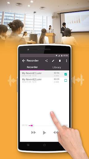 Voice Recorder Screenshot