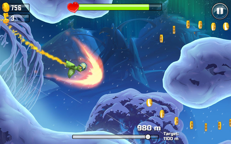Oddwings Escape Mod v1.9.2 (Unlimited Money & Gold) APK - screenshot