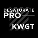 Desaturate Pro KWGT icon