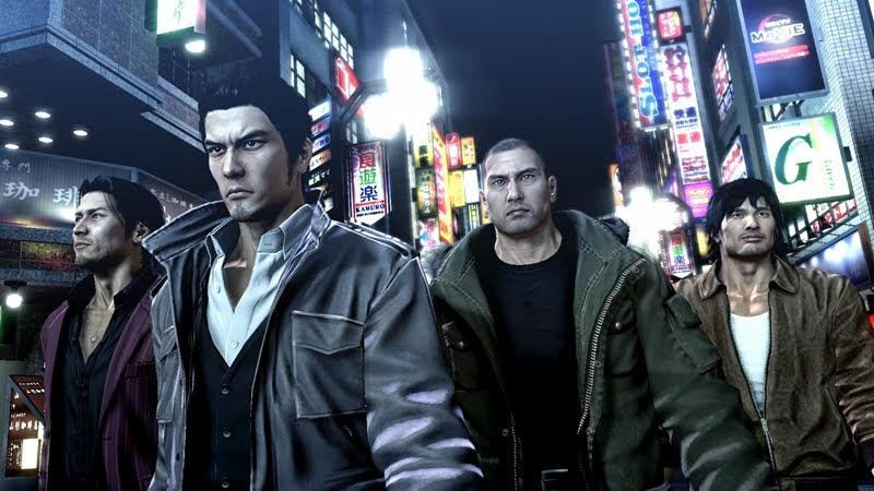 Game Release June Ryu ga Gotoku 5