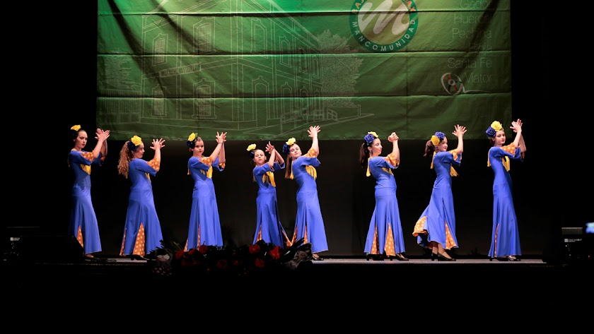 El baile como nexo de unión entre municipios vecinos