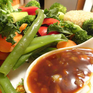 Steamed Vegetables Vegan Recipes.