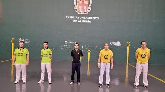 La Copa de Andalucía Mano Absoluto llega a Gádor
