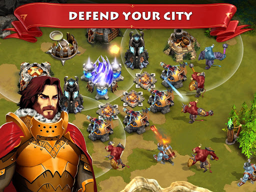 Code Triche Storm of Wars: Sacred Homeland  APK MOD (Astuce) screenshots 5