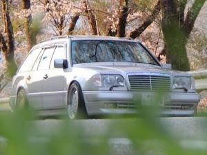 Eクラス ステーションワゴン W124 のカスタム事例画像 ブルマ大佐 specialists☆さんの2019年04月09日10:12の投稿
