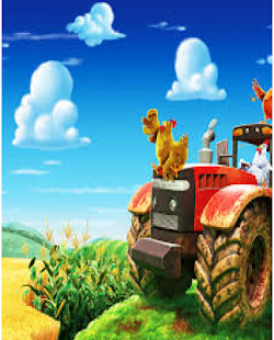 Hay Day   wallpaper - náhled