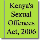 Kenya's Sexual Offences Act