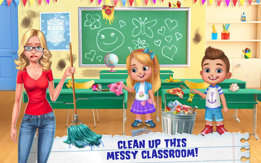 My Teacher - Classroom Play 1.1.0 Cheat screenshots 1