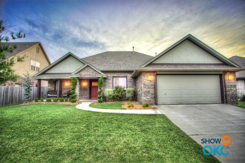 Photo: MLS # 491063 - 16005 Bravado Place is exclusively marketed by Ryan Hukill's ShowMeOKC Team at Paradigm AdvantEdge.  Find out more at http://bit.ly/16005bravado or call 405-259-6565