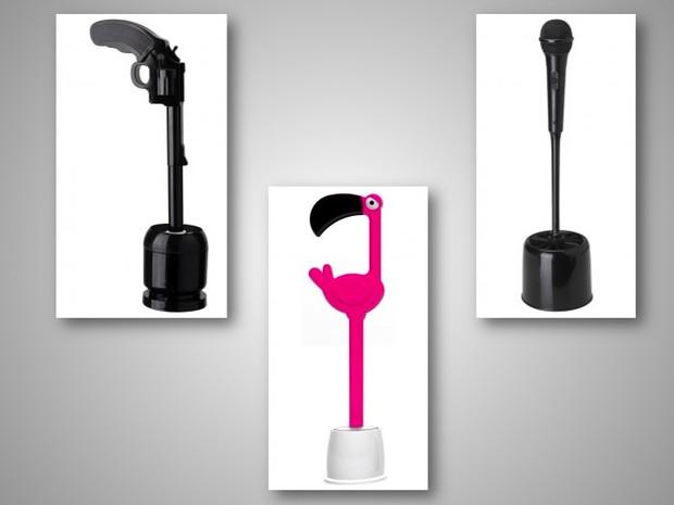emejing brosse wc original photos. Black Bedroom Furniture Sets. Home Design Ideas