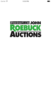 Roebuck Auctions- screenshot thumbnail