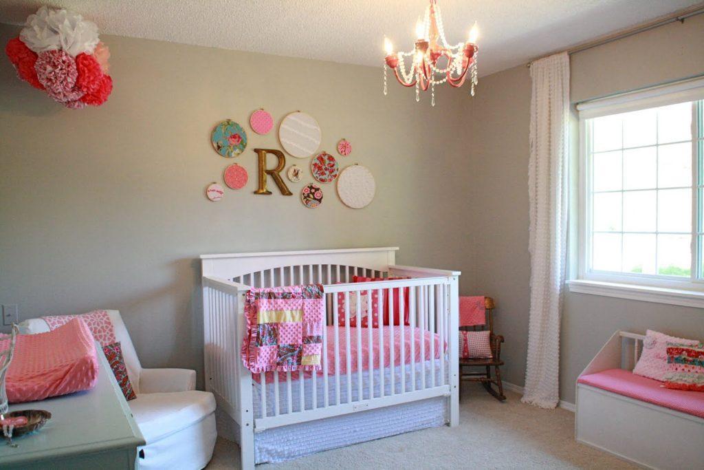 Kết quả hình ảnh cho phòng em bé sơ sinh