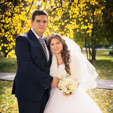 Wedding photographer Aleksandr Mikhaylov (alexandrmihailov). Photo of 14.10.2015