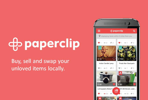 Paperclip the new way to shop