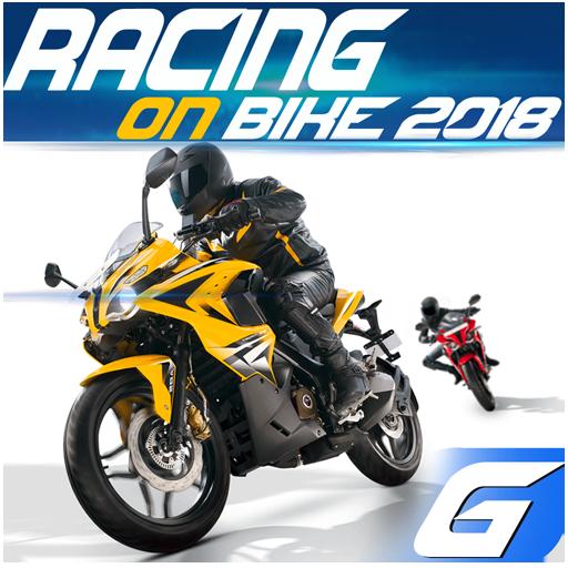 Download Racing on bike 2018