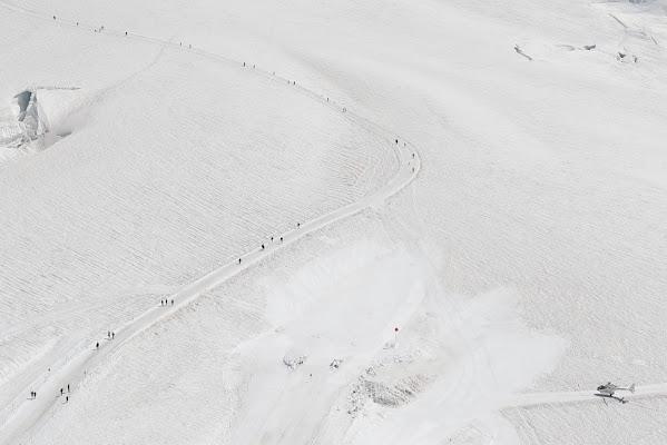 In vetta al Jungfraujoch di manumanf
