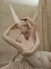 Photo: My favourite piece in the Louvre.Psyche Revived by Cupid's Kiss