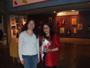 Photo: Frances Tong and Ani Adhikari