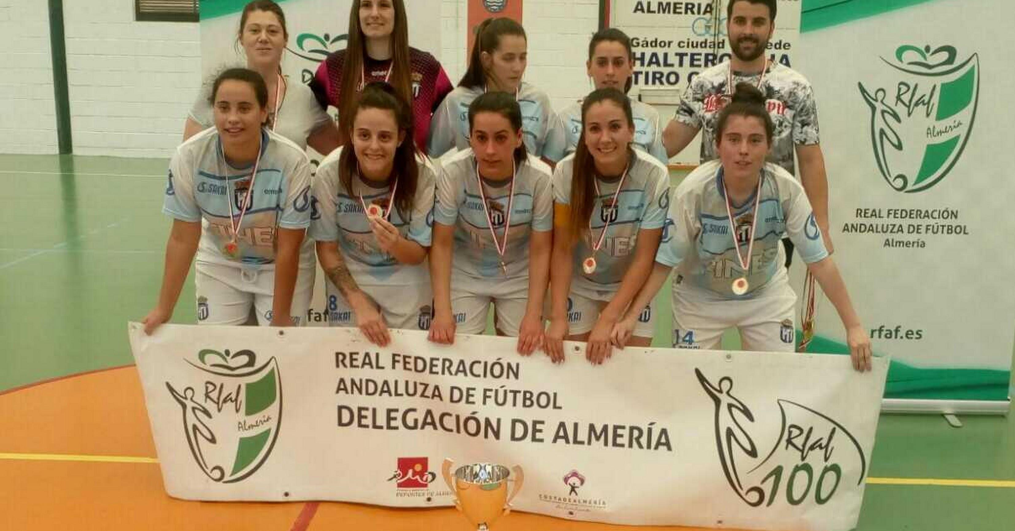 El Villa de Fines ganó la Copa Federación en categoría senior.