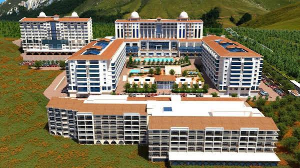 Sarayhan Thermal Hotel & Spa
