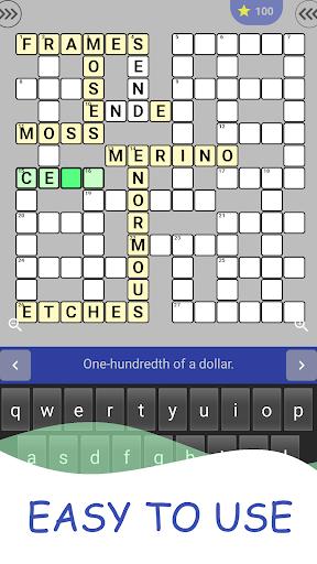 English Crossword puzzle 1.7.1 screenshots 1