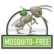 Ultrasounds for removing mosquitoes