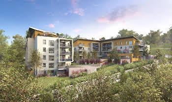 Appartement 4 pièces 98,27 m2