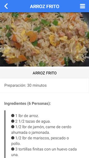 Recetas Cubanas: Cocina Cubana 1.2.3 Screenshots 5