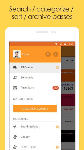 Pass2U Wallet - store cards, coupons, & barcodes  screenshots 6
